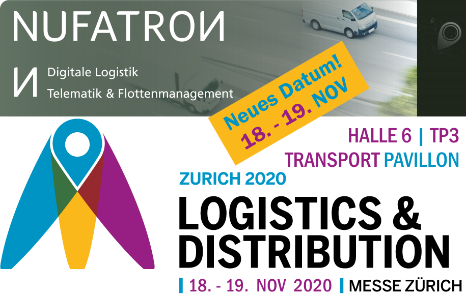 Nufatron auf der Logistics & Distribution 2020